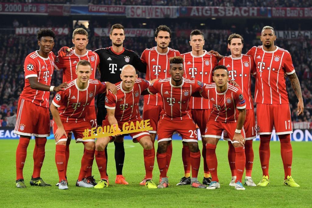 Bayern lai thang tung bung sau khi sa thai Carlo Ancelotti hinh anh 1