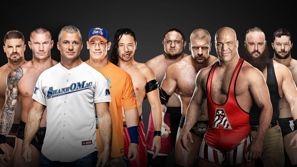 Cu powerslam thung san dau cua 'quai vat' WWE hinh anh 13