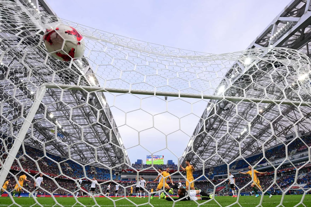 Ve hoanh trang cua 12 SVD to chuc World Cup 2018 hinh anh 3