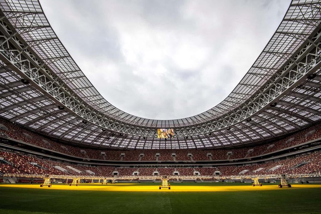 Ve hoanh trang cua 12 SVD to chuc World Cup 2018 hinh anh 6
