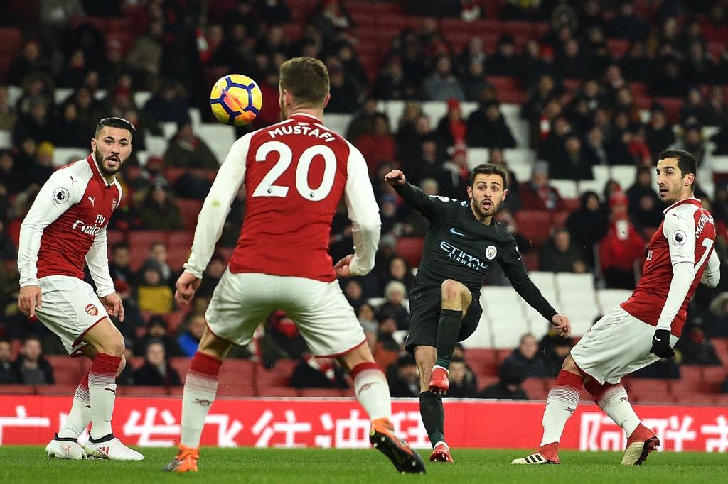 Man City ha nhuc Arsenal lan thu 2 trong chua day mot tuan hinh anh 4