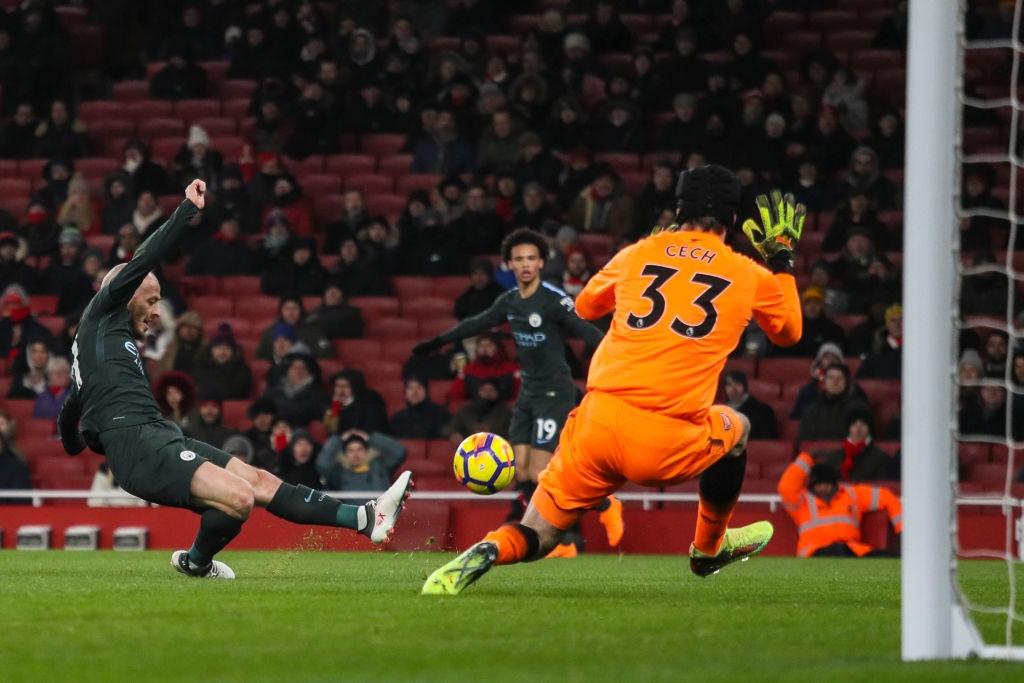 Man City ha nhuc Arsenal lan thu 2 trong chua day mot tuan hinh anh 7