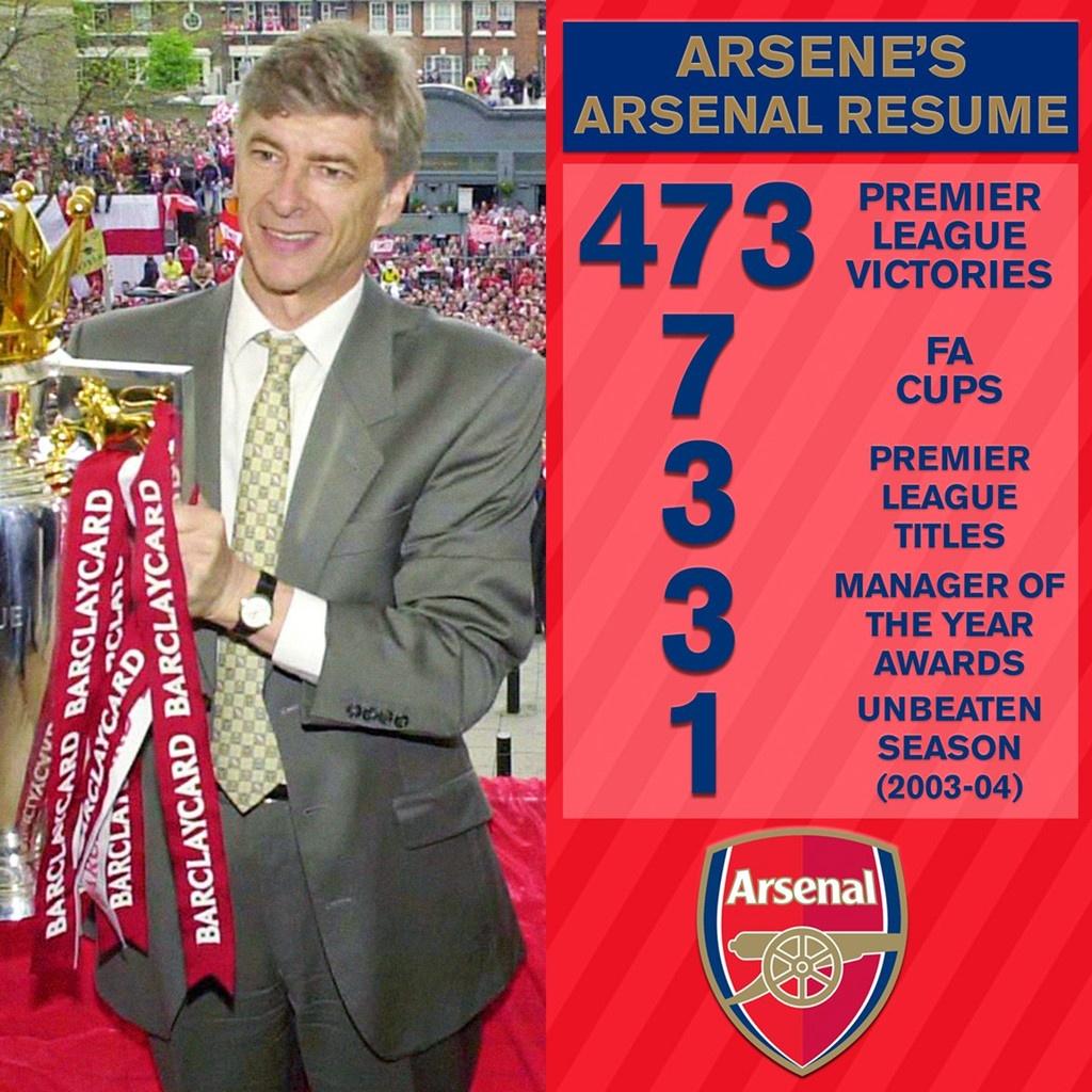 Arsene Wenger va di san tai Arsenal anh 2