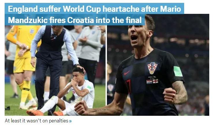 Truyen thong Anh: 'Croatia lam tan vo trai tim su tu dung cam' hinh anh 3