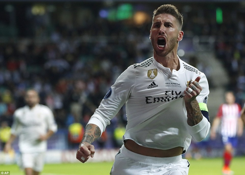 Ramos tram ngam, Marcelo thao huy chuong ve nhi sau that bai hinh anh 9