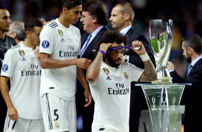 Ramos tram ngam, Marcelo thao huy chuong ve nhi sau that bai hinh anh 5