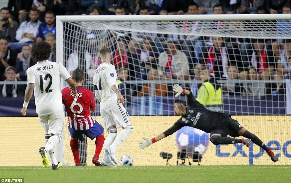 Ramos tram ngam, Marcelo thao huy chuong ve nhi sau that bai hinh anh 13