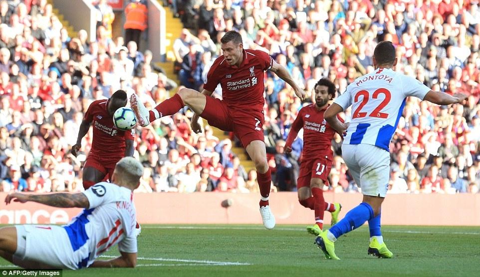 Salah toa sang dua Liverpool len vi tri dan dau Premier League hinh anh 2