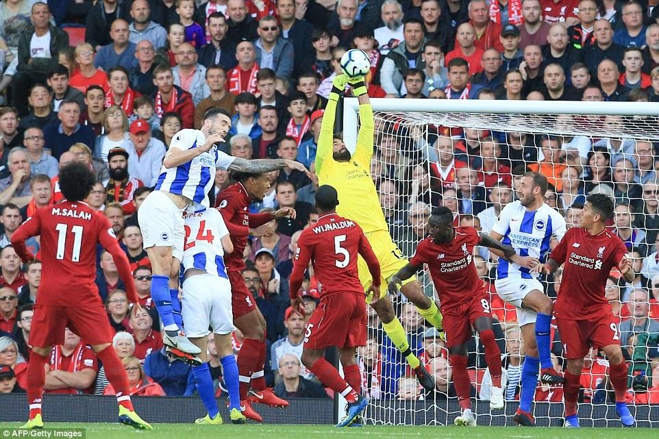 Salah toa sang dua Liverpool len vi tri dan dau Premier League hinh anh 8