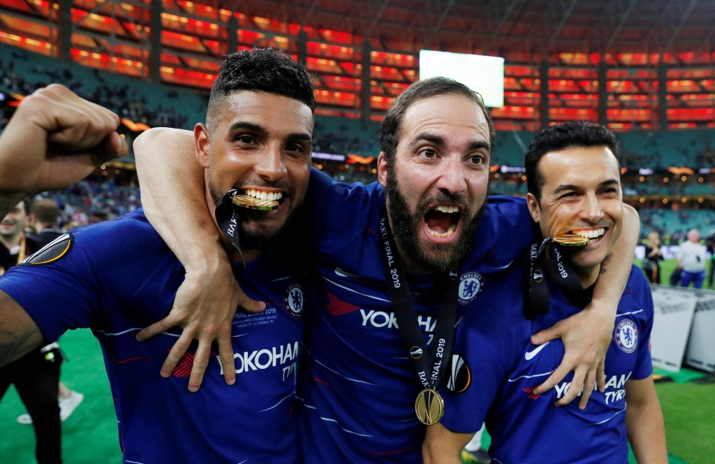 Chelsea vo dich Europa League anh 5