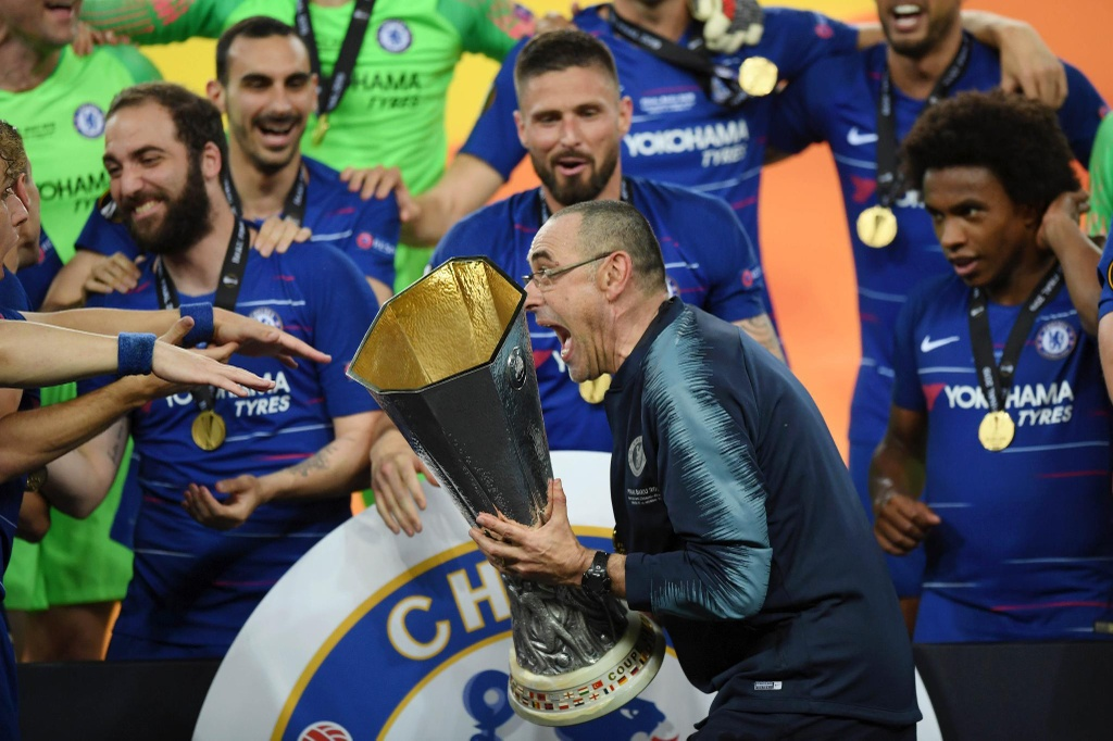 Chelsea vo dich Europa League anh 6
