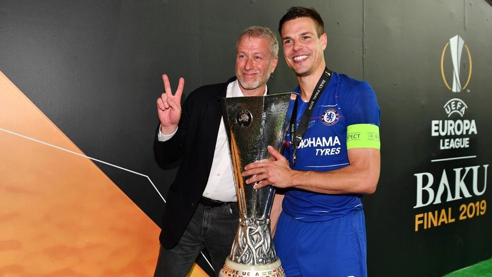 Chelsea vo dich Europa League anh 10