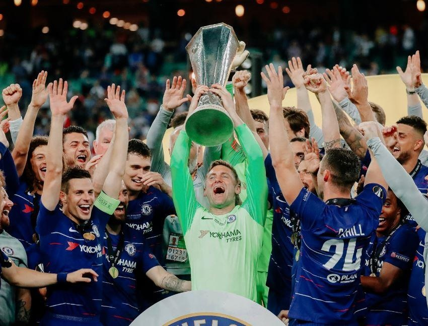 Chelsea vo dich Europa League anh 2