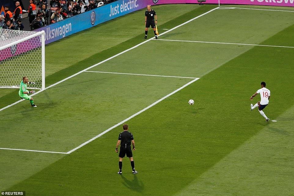 Danh bai tuyen Anh, Ha Lan hen Bo Dao Nha o chung ket Nations League hinh anh 5