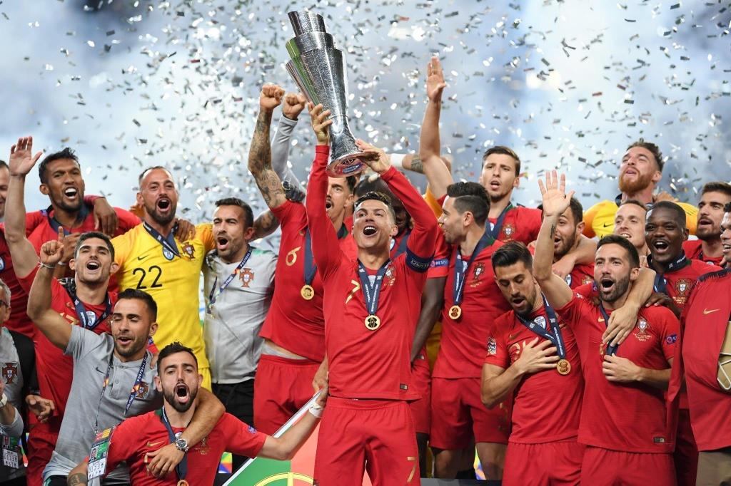 Ronaldo vo dich Nations League anh 3