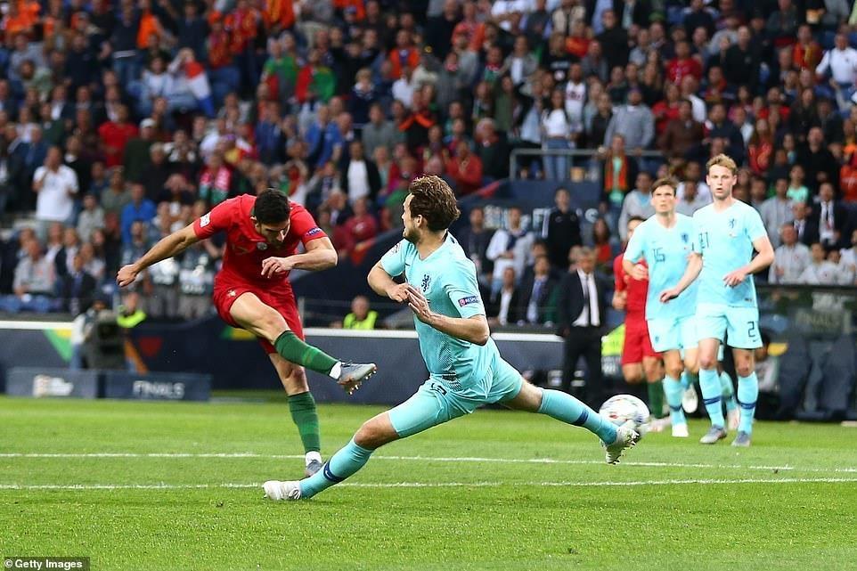Ronaldo vo dich Nations League anh 6