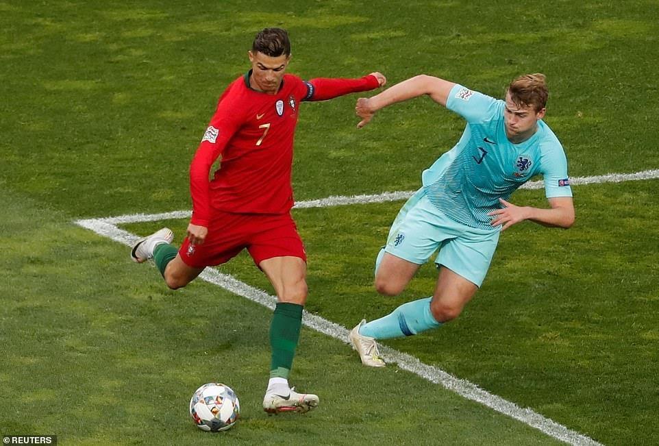 Ronaldo vo dich Nations League anh 7