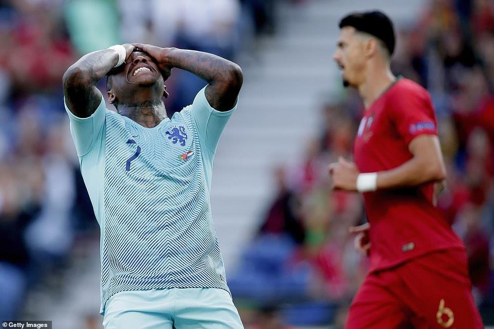 Ronaldo vo dich Nations League anh 9