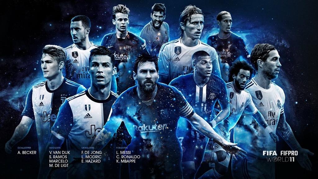doi hinh manh ngang ngua FIFPro World XI anh 13
