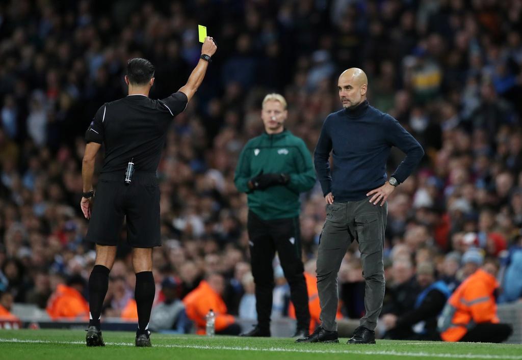 Man City lap ky luc trong ngay Pep Guardiola nhan the hinh anh 8