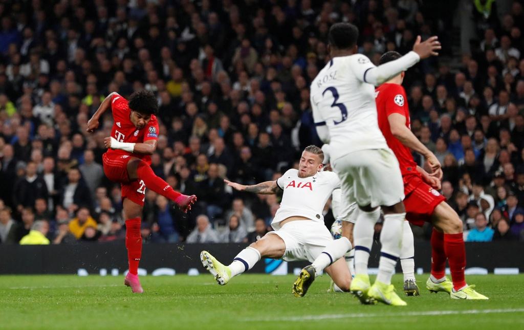 Bayern vui dap chu nha Tottenham 7-2 hinh anh 8