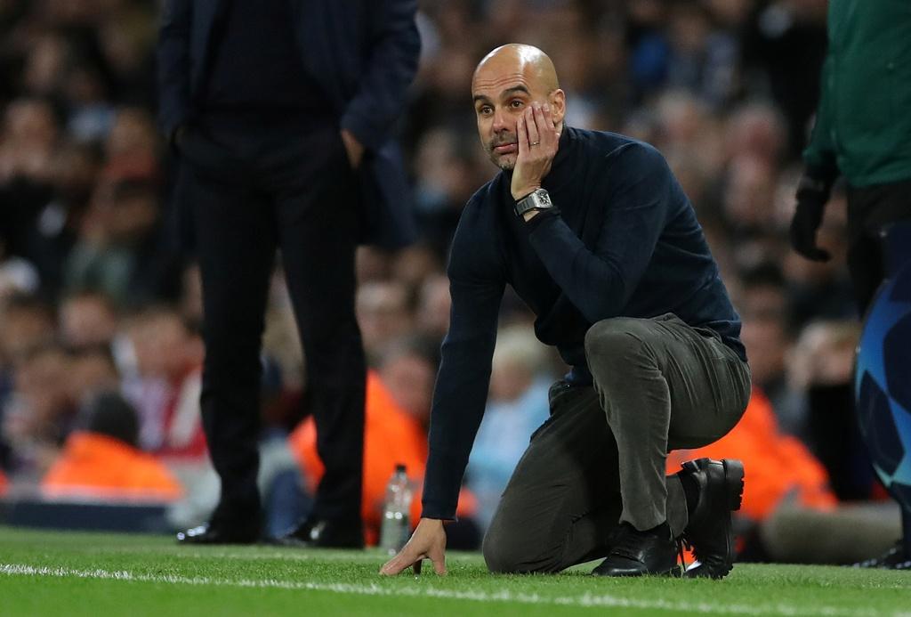 Man City lap ky luc trong ngay Pep Guardiola nhan the hinh anh 11