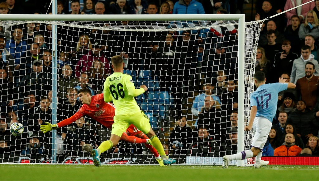 Man City lap ky luc trong ngay Pep Guardiola nhan the hinh anh 10