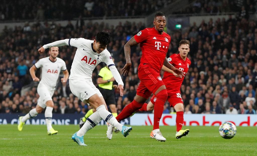 Bayern vui dap chu nha Tottenham 7-2 hinh anh 3