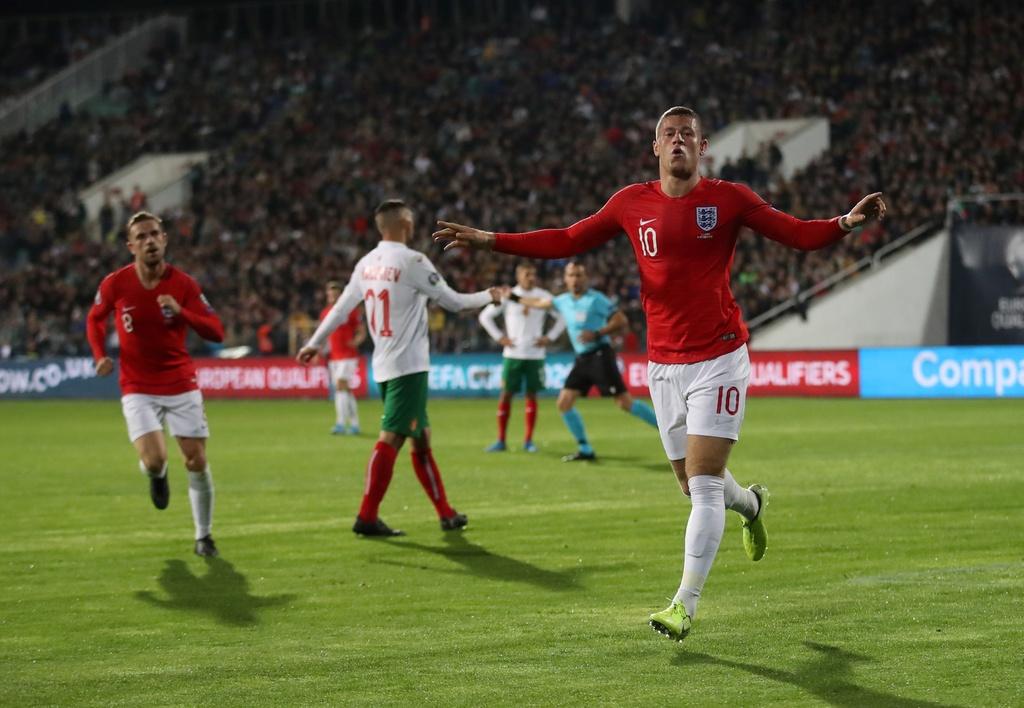 Anh thang Bulgaria 6-0 anh 4