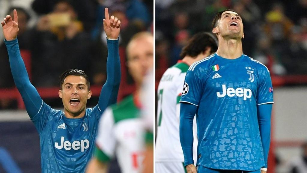 Ronaldo that vong khi bi Ramsey cuop ban thang hinh anh 2