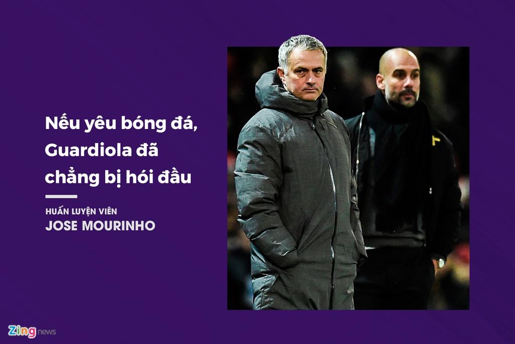 Jose Mourinho va nhung phat ngon mang thuong hieu 'Nguoi dac biet' hinh anh 3