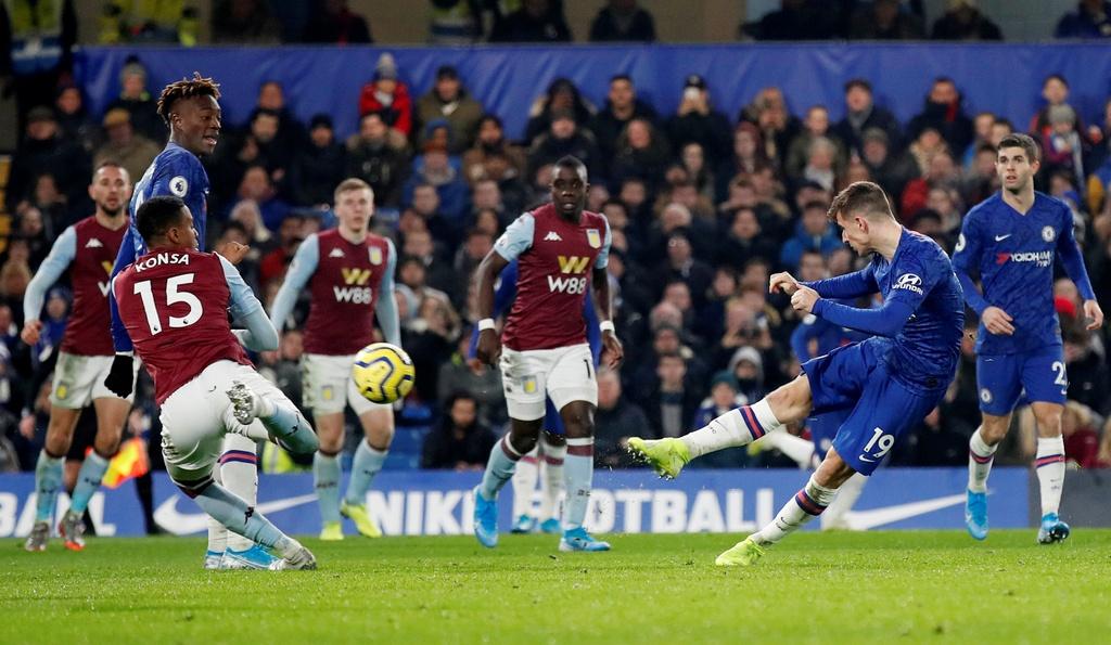 Bo doi sao tre toa sang giup Chelsea ha Aston Villa hinh anh 7