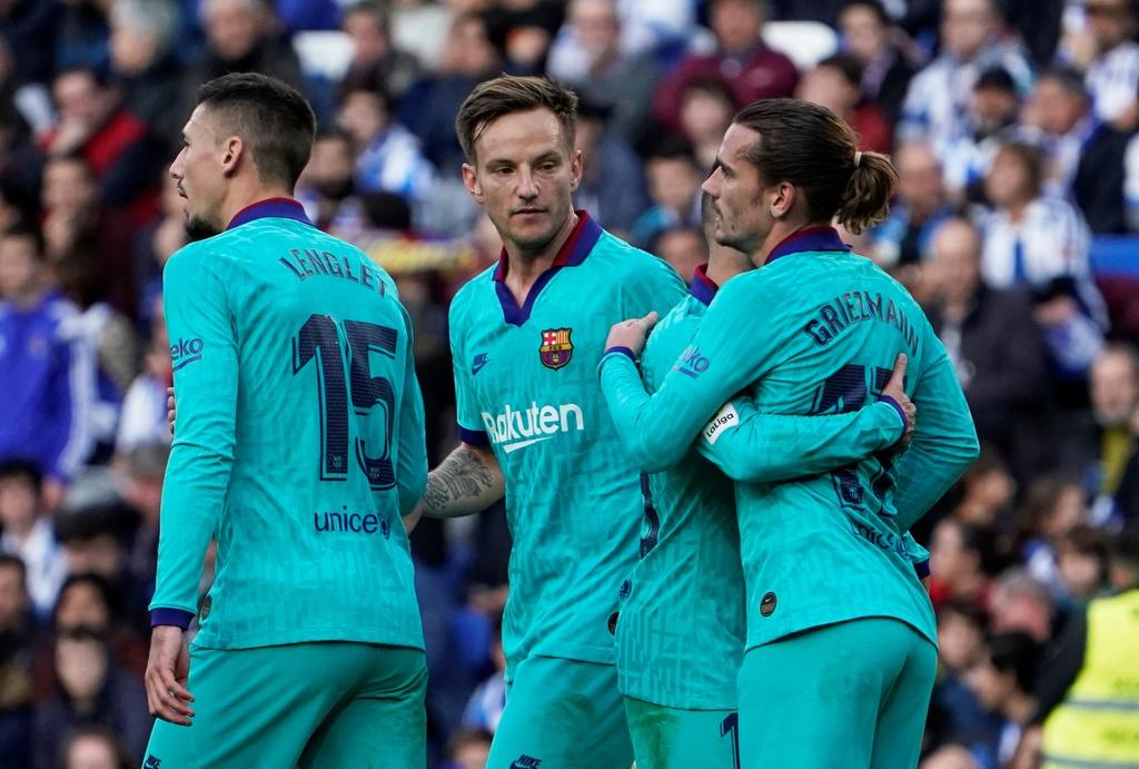 Messi kien tao trong tran Barca bi cam hoa 2-2 hinh anh 4 2019-12-14T154905Z_420248560_RC23VD9EGKQW_RTRMADP_3_SOCCER-SPAIN-SOC-FCB-REPORT.JPG