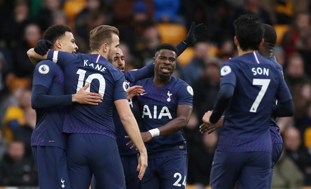 Tottenham thang Wolves anh 1