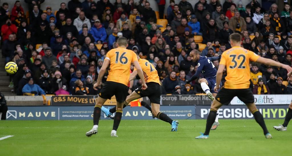 Tottenham thang Wolves anh 2