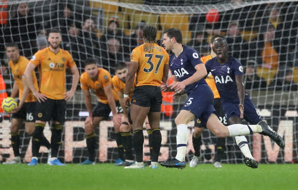 Tottenham thang Wolves anh 5