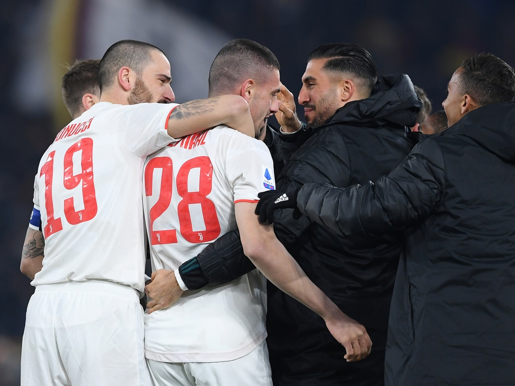 Juventus dau Roma anh 6