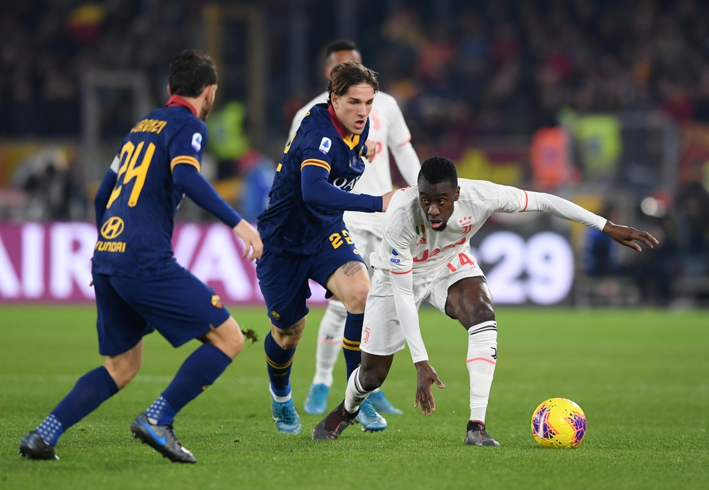 Juventus dau Roma anh 7