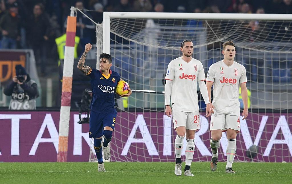 Juventus dau Roma anh 8