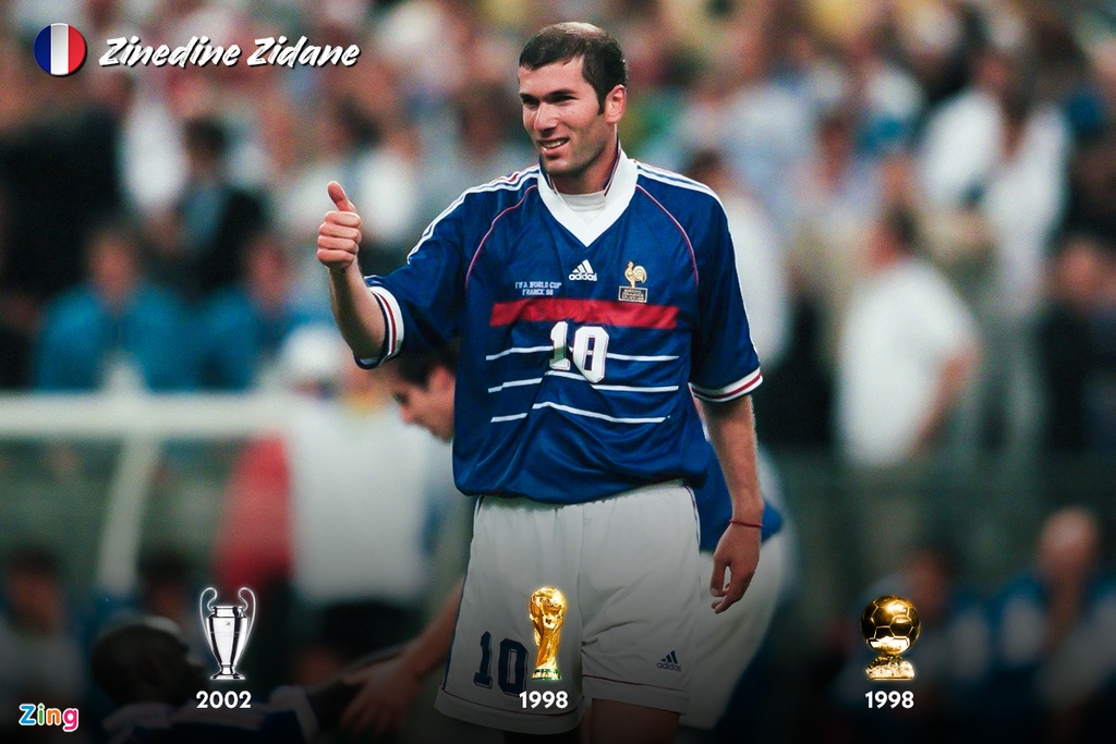 8 huyen thoai lam nhung dieu ma Ronaldo, Messi khong the hinh anh 4 04_zidane_zing.jpg