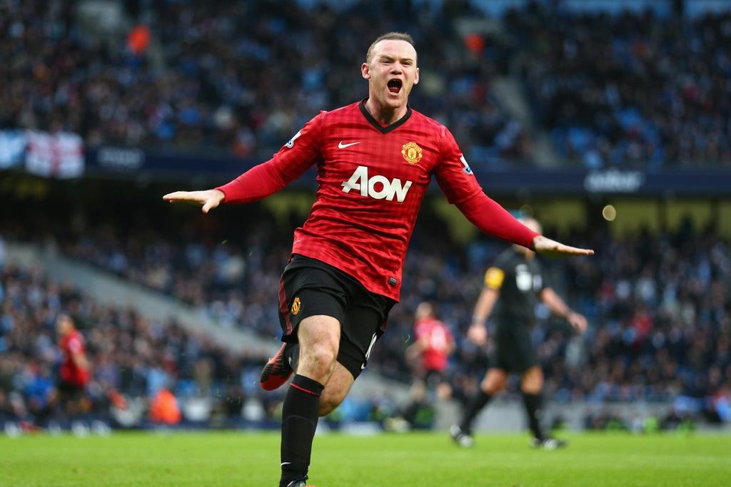 Doi hinh trong mo cua Man Utd nam 2013 anh 12