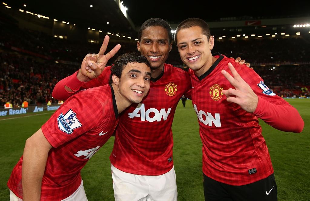 Doi hinh trong mo cua Man Utd nam 2013 anh 4