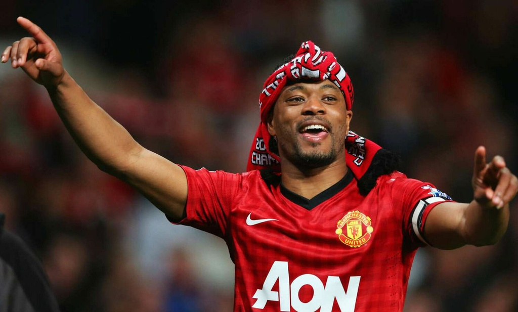 Doi hinh trong mo cua Man Utd nam 2013 anh 7