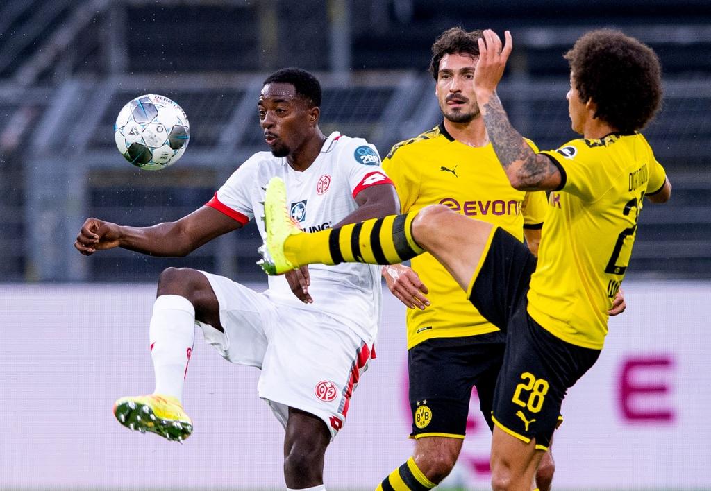 Dortmund thua 0-2 trong ngay Haaland tro lai anh 2