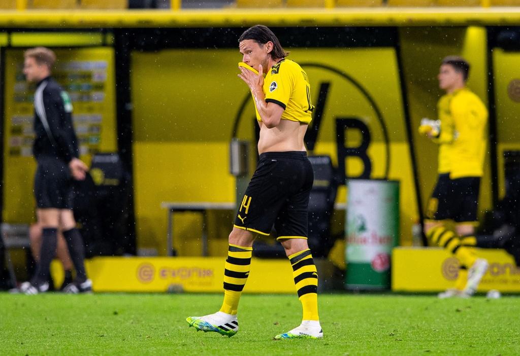 Dortmund thua 0-2 trong ngay Haaland tro lai anh 4