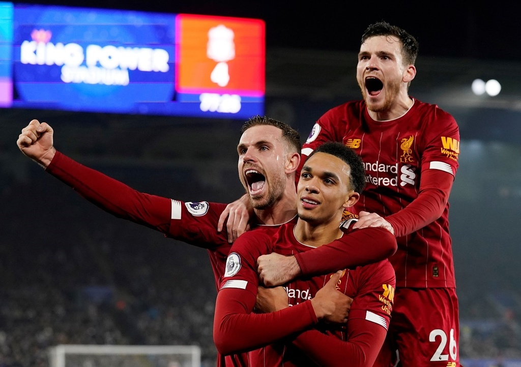Liverpool vo dich Premier League anh 3