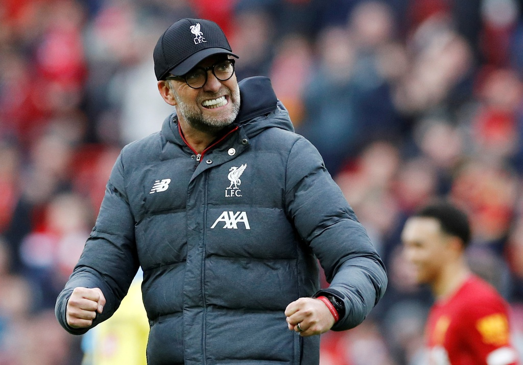 Liverpool vo dich Premier League anh 6