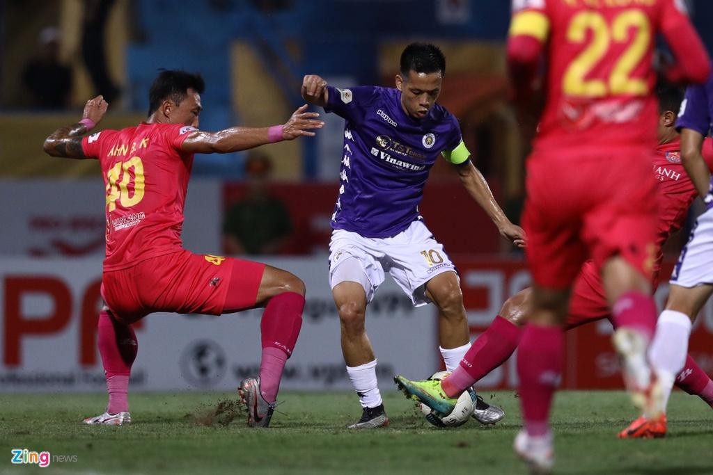 Quang Hai,  Huynh Anh co vu CLB Ha Noi anh 7