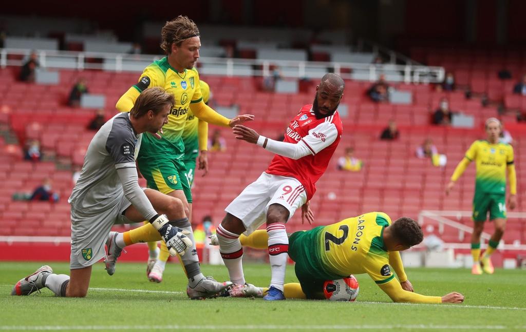 Arsenal dau Norwich anh 3