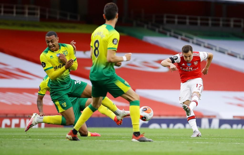 Arsenal dau Norwich anh 11